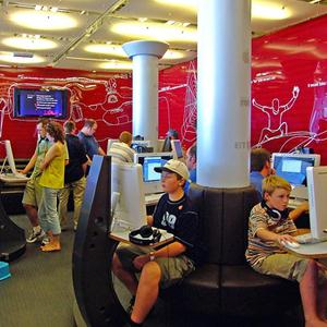Интернет-кафе Верхнеднепровского