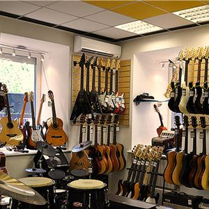 Музыкальные магазины Верхнеднепровского