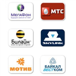 Операторы сотовой связи Верхнеднепровского