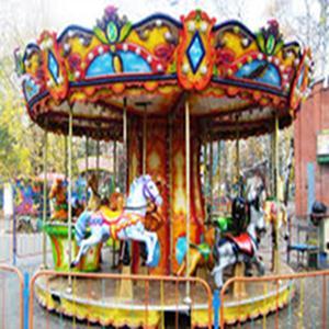 Парки культуры и отдыха Верхнеднепровского