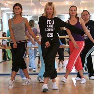 Школы танцев Верхнеднепровского
