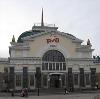 Железнодорожные вокзалы в Верхнеднепровском